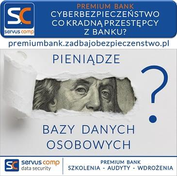 PREMIUM BANK - CYBERBEZPIECZEŃSTWO