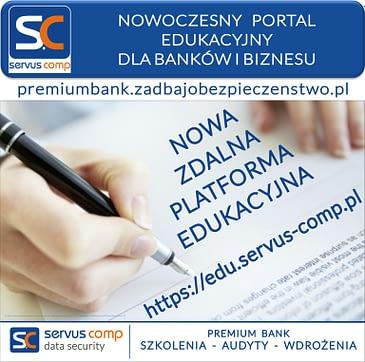 Nowoczesna platforma edukacyjna dla banków spółdzielczych i biznesu
