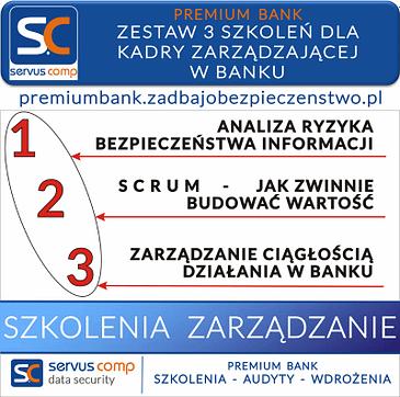 3 WAŻNE SZKOLENIA DLA KADRY ZARZĄDZAJĄCEJ W BANKU